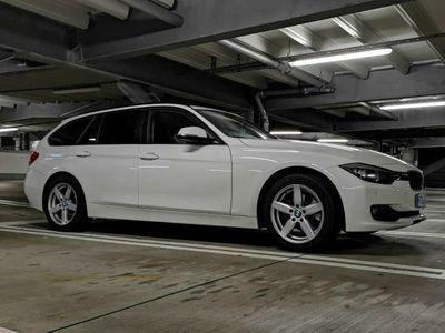 gebraucht BMW 316 d F31 3er Touring Garantie HU 09/20