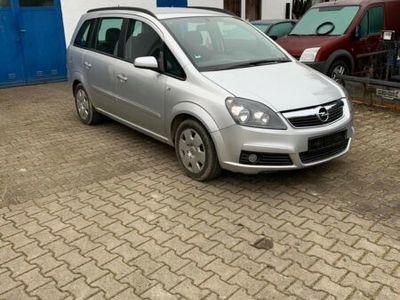 gebraucht Opel Zafira 1.9 CDTI Cosmo Euro 4