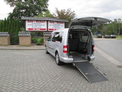verkauft vw caddy maxi rollstuhlrampe gebraucht 2009 km in ladbergen. Black Bedroom Furniture Sets. Home Design Ideas