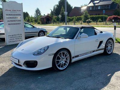 gebraucht Porsche Boxster Spyder PDK Sport-Chrono Plus Bi-Xenon