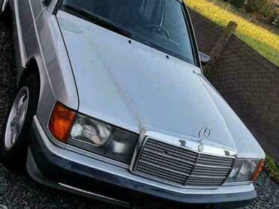gebraucht Mercedes 190 Mercedes BenzW201 Benzin Limousine