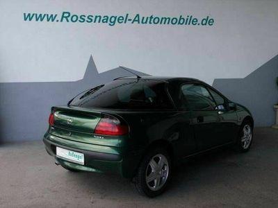 gebraucht Opel Tigra 1,6 Leder, Klima