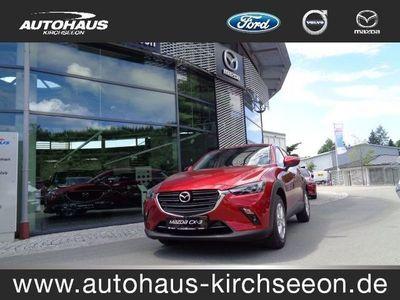 gebraucht Mazda CX-3 SKYACTIV-G 121 EXCLUSIVE-LINE