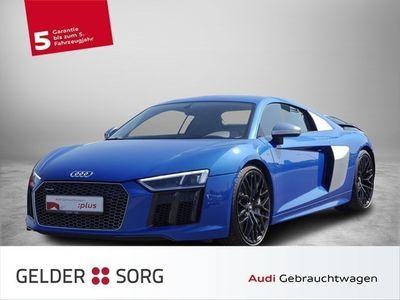 "gebraucht Audi R8 Coupé plus 5.2 FSI qu. Exclusive*UPE:243""�*B&O*Magnetic Ride Navi Leder GRA"