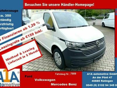 gebraucht VW Transporter T62.0 TDI T6.1*Kli*RFK*DoSi*el.Au*