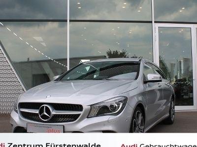 gebraucht Mercedes CLA220 Shooting Brake 220CDI*EU6* Urban NAV XEN
