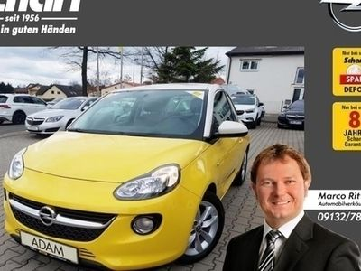 used Opel Adam Jam Cool&Sound Intel40 ALU ZV PDC