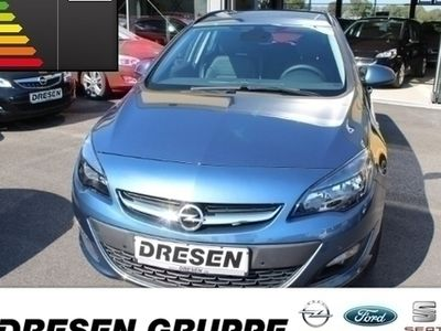käytetty Opel Astra 1.6 CDTI Style,6 J. Garantie*, Klimaautomatik, P
