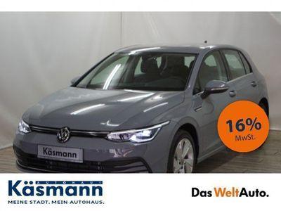 gebraucht VW Golf VIII 1.5 l TSI Style LED AHK Navi GRA