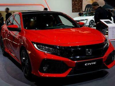 gebraucht Honda Civic S 1.0 VTEC Turbo 93 kW (126 PS), Schalt...