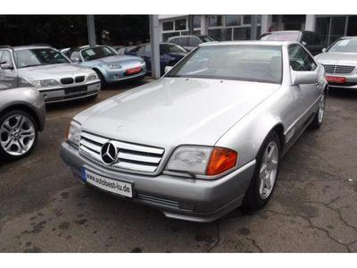 gebraucht Mercedes 300 SL-24/SHEFT/KLIMAA/LEDER/EL.STZ/TEMPO/SITZH.