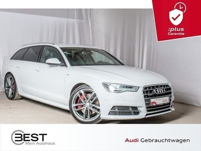 gebraucht Audi A6 Avant 3.0 TDI quattro competition S-Line Matrix, Sthzg, Navi+, LM 20