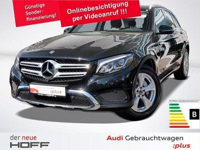 gebraucht Mercedes GLC250 Exclusive 4Matic LED Navi 18Zoll