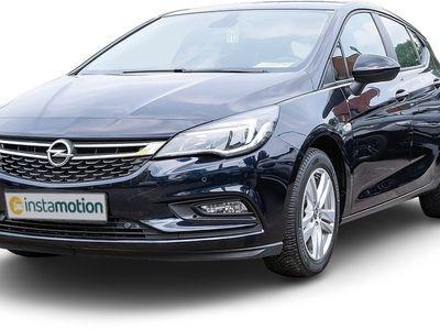 gebraucht Opel Astra Astra1.4 Turbo Edition KLIMA PDC SHZ NAVI EU6