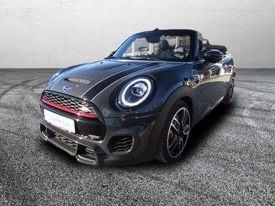 gebraucht Mini John Cooper Works Cabriolet HK+DAB/Kamera/NaviPlus