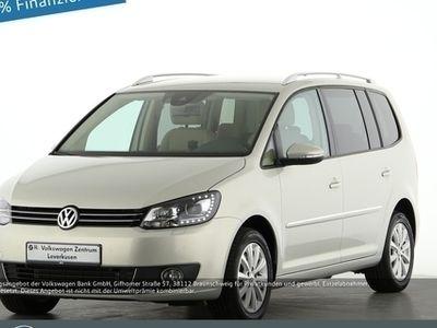 gebraucht VW Touran 1.4 TSI Highline DSG NAVI PDC SHZ