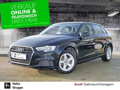 gebraucht Audi A3 Sportback 2.0TDI EU6 plus Climatr Xen Tempo