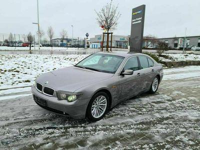 gebraucht BMW 745L Baureihe 7 i K NAVI als Limousine in Crailsheim