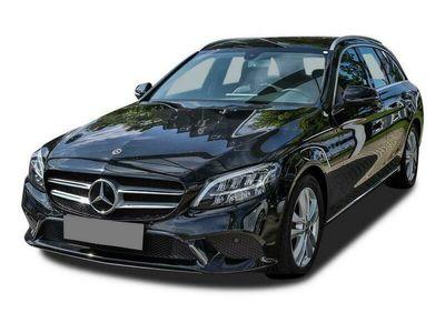 gebraucht Mercedes C200 C 200T AVANTGARDE+KEYLESS+KAMERA+NAVI+LED+SHZ++