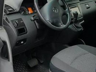 gebraucht Mercedes Vito Automatik Klima Navi Bi-Xenon Blueefficiency