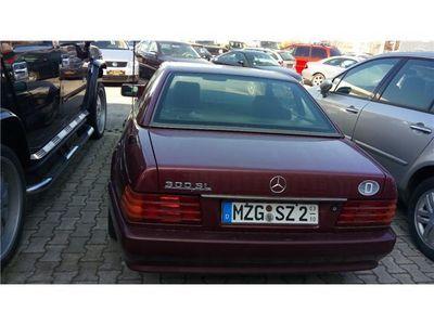 gebraucht Mercedes 300 SLCabrio,Hardtop,Automatik