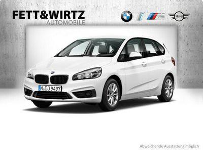 gebraucht BMW 216 Active Tourer i Freisprech Regensensor