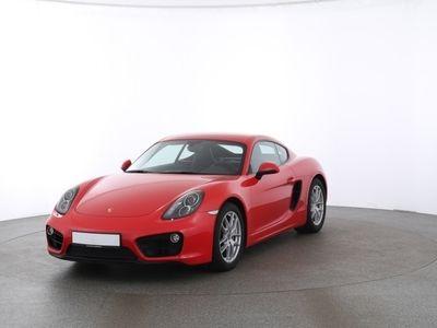 gebraucht Porsche Cayman (981)