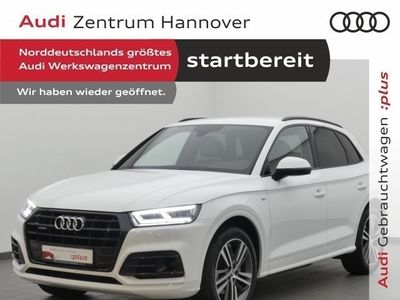 "gebraucht Audi Q5 40 TDI qu. sport, ACC, LED, Navi, 20"", virtual, Le"