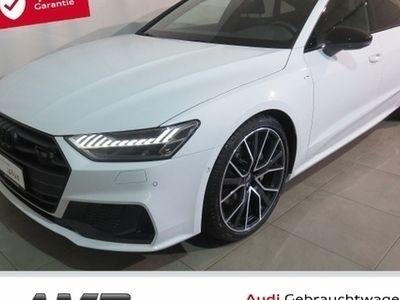 gebraucht Audi A7 Sportback S line 50 TDI HD-Matrix/virtC/ACC/Panod/5J.Garantie