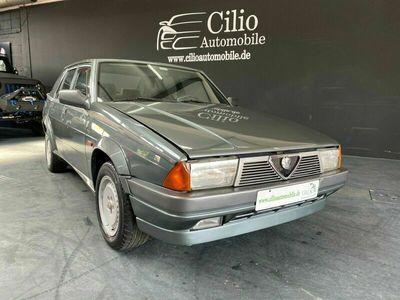 gebraucht Alfa Romeo 75 Alfa2.0 Twinspark als Limousine in Metzingen/Neuhausen