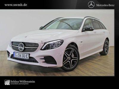 gebraucht Mercedes C300 de T AMG/Burmester/Comand/Distronic