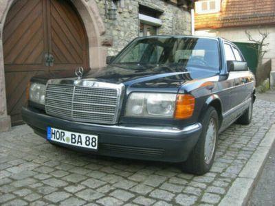 używany Mercedes 260 S-Klasse (W 126)SE mit TÜV / H-Zulassung
