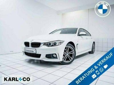 gebraucht BMW 418 Gran Coupé d M Sportpaket Navi HiFi Xenon PDC SHZ