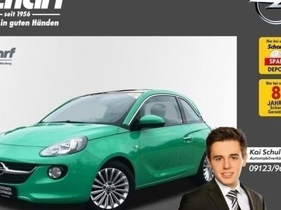 käytetty Opel Adam Glam Panorama BT Klima