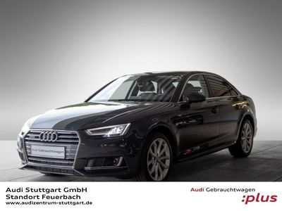 gebraucht Audi A4 Limousine Sport 3.0 TDI LED Navi ACC virtCoc