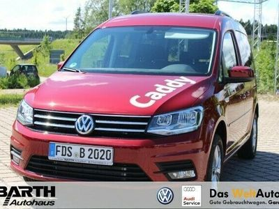 gebraucht VW Caddy 1.4 TSI Comfortline *KLIMA*NAVI*PDC*SITZH*FREISPR