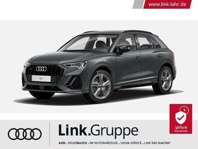 gebraucht Audi Q3 S line quattro 40 TDI S tronic Navi plus LED