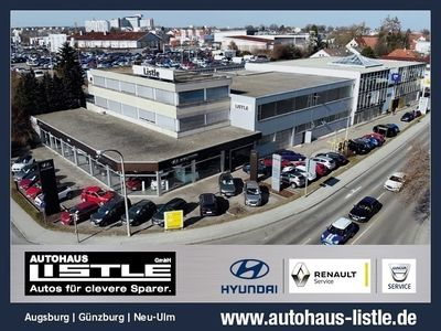 gebraucht Hyundai i30 Select 1.4 EU6d-T Klima Radio PDC Bluethooth Fernlichtass. LED-Tagfahrlicht Multif.Lenkrad