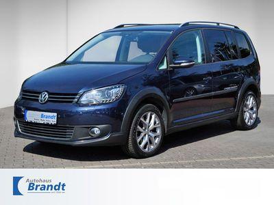 gebraucht VW Touran Cross Touran 2.0 TDI DSG*BI-XENON*GRA*17'ALU