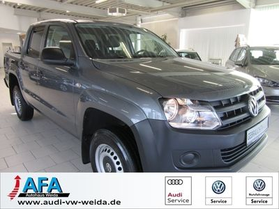 gebraucht VW Amarok DoubleCab 2,0 TDI 4 Motion AHK,Klima