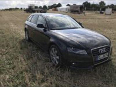 Verkauft Audi A4 Bj 2008 Xenon Ahk Ink Gebraucht 2008 133000 Km