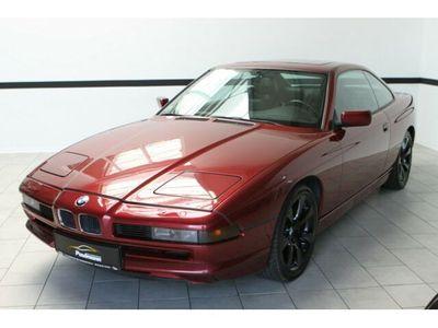 gebraucht BMW 850 i A Coupe Leder*Klimaaut.*el.Dach*