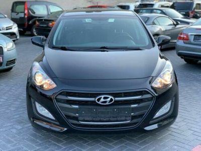 käytetty Hyundai i30 YES!Euro6/Tempomat/1Hand
