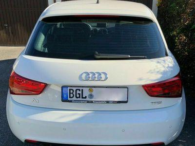 gebraucht Audi A1 Sportback 1.4 TFSI Attraction als Kleinwagen in Freilassing
