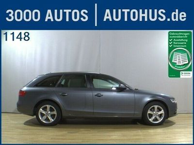 gebraucht Audi A4 Avant 2.0 TDI Ambition Navi Shz AHK