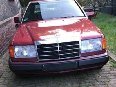 gebraucht Mercedes 230 CEW124er COUPE AUTOMATI...