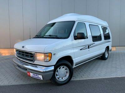 gebraucht Ford Econoline V8 E150 Wohnmobil Zu.°Hoch°Bett°Klima°