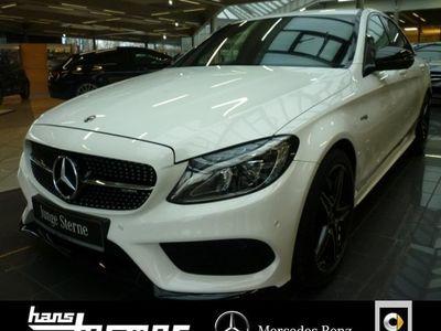 gebraucht Mercedes C43 AMG AMG4M Night+LED+Navi+PDC