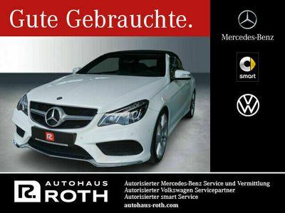 "gebraucht Mercedes E200 Cabriolet AMG 19"" LM COMAND Keyless RFK"