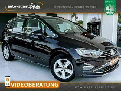 gebraucht VW Golf Sportsvan 1.4 TSI Highline/Navi/Massage/AHK